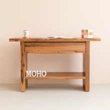 Bàn làm việc, bàn trang trí, bàn Console gỗ tràm MOHO LAMEY