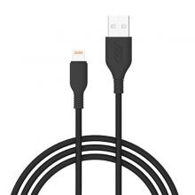Cáp Innostyle Jazzy USB-A To Lightning chuẩn MFi cài 1.5M (IAL150T)