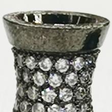 Charm đính đá phối vòng tay lắc trang sức phụ kiện