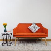 Sofa 2 chỗ bọc vải Furnist Otis