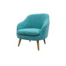 Ghế sofa đơn bọc vải Furnist Orinoco