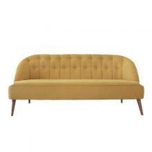 Sofa 3 chỗ bọc vải Furnist Bryce