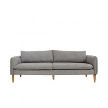 Sofa 3 chỗ bọc vải Furnist Sedona