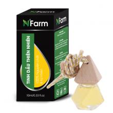 Tinh dầu tràm treo xe hơi, tủ áo N'farm (10 ml)