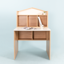 Bàn học gỗ MOHO HOSSI 90x75x133 cm