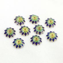 Charm hoa mặt trời phối phụ kiện, trang sức pk260