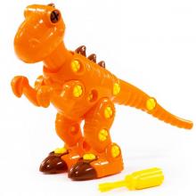 Bộ lắp ráp khủng long bạo chúa Tyrannosaurus 40 chi tiết Polesie Toys