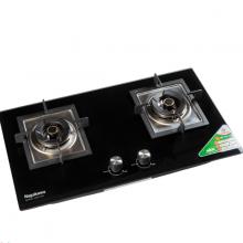 Bếp gas âm đôi mặt kính Nagakawa NAG1752 - Hàng chính hãng