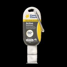 Combo 2 kem chống nắng năng động - Cancer Council Active SPF50+ PA++++ 50ml