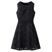 Đầm nữ The Cosmo MADELEINE DRESS màu đen TC2005239BA