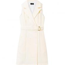 Đầm nữ The Cosmo MARGOT DRESS màu trắng TC2005238WH