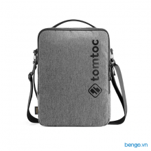 Túi Tomtoc (USA) Urban Shoulder Bags For Ultrabook 13″ - Gray (H14-C01G)