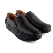 Giày Da Pierre Cardin Black Loafer PCMFWLE083BLK màu đen