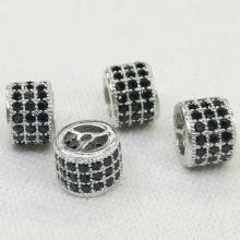 Charm bánh xe đính đá 3 tầng phối chuổi vòng phụ kiện trang sức pk522