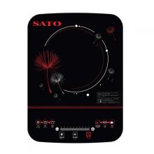 Bếp từ đơn SATO BT042 (Tặng kèm nồi lẩu inox)