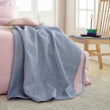 Ga trải giường Sa Maison mã Tartan loại mềm, kích thước 200x220cm
