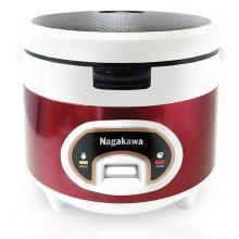 Nồi cơm điện nắp gài Nagakawa NAG0111 (1.8 Lít) - hàng chính hãng - bảo hành 12 tháng