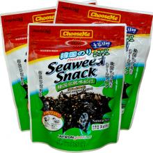 Rong biển Trộn Cơm ChooseMe - Premium Seaweed Snack 30gr -Hàn Quốc - Combo 3 gói