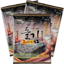Rong biển Dolgim Nướng và Tẩm gia vị Snack hảo hạng ăn liền - Hàn Quốc