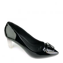 Giày cao gót nhọn SUNDAY CG55 - Màu đen