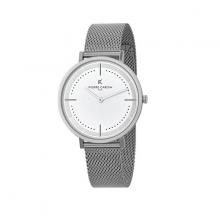 Đồng hồ nam Pierre Cardin chính hãng CBV.1027 bảo hành 2 năm toàn cầu - máy pin thép không gỉ
