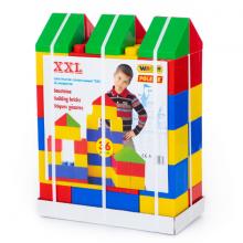 Bộ lắp ghép sáng tạo kích thước lớn 36 chi tiết số 1 đồ chơi Polesie Toys