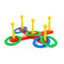 Bộ đồ chơi ném vòng Polesie Toys