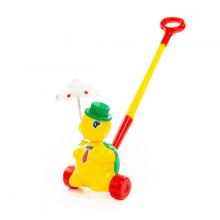 Xe đẩy đồ chơi rùa con Polesie Toys