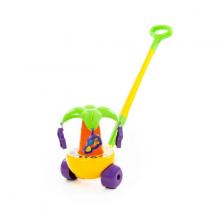 Xe đẩy đồ chơi tập đi cây cọ nhiệt đới Polesie Toys