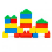 (Mua 2 tặng 1) Bộ lắp ghép sáng tạo 20 chi tiết đồ chơi Polesie Toys