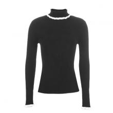 Áo len cổ lọ xù lông Gabo Fashion 124610