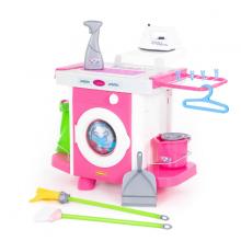 Bộ đồ chơi giặt ủi Carmen Số 5 Polesie Toys