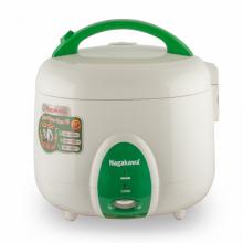 Nồi cơm điện nắp gài Nagakawa NAG0118 - 1.8 lít - hàng chính hãng - bảo hành 12 tháng