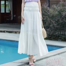 Chân váy midi dài kimi - CV20005