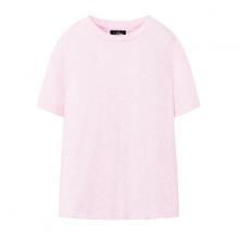 Áo thun nữ The Cosmo SUMI TEE màu hồng nhạt TC2002042PI