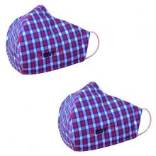 Combo 2 khẩu trang Kissy size M chống bụi mịn hiệu quả M0-0020