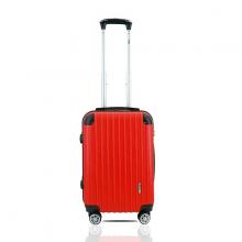 Vali nhựa TRIP P15A size 50cm 20 inch màu đỏ