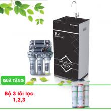 Máy lọc nước R.O Bamboo Rio -  9 cấp lọc (Tặng kèm bộ ba lõi lọc 1,2,3)