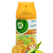 Bình xịt tinh dầu thiên nhiên Air Wick Anti Tobacco 250ml QT09303 - hương cam, chanh