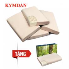 Combo 4 gối cao su thiên nhiên KYMDAN Pillow PressureFree Air - Tặng 1 gối