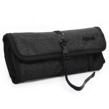 Túi phụ kiện cá nhân di động AGVA rollbag LTB276 Đen - Xanh - Xám