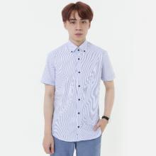 Áo sơ mi nam tay ngắn họa tiết The Shirts Studio Hàn Quốc  TD13F2389BL
