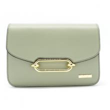 Túi xách nữ thương hiệu Oscar OCWHBLD029GRE màu xanh lá
