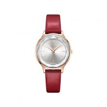 Đồng hồ nữ hàn quốc chính hãng ja-1254(đỏ)