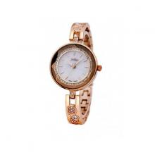 Đồng hồ nữ hàn quốc chính hãng ja-624 (đồng)