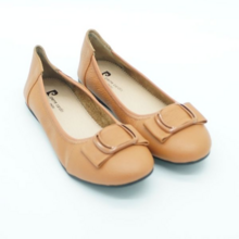 Giày búp bê nữ Pierre Cardin PCWFWLE131GLD màu gold