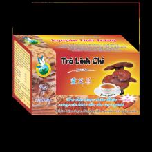 Trà linh chi tăng tuổi thọ, bồi bổ sức khỏe -hộp 20 túi lọc x 2gr- Nguyên Thái Trang – thảo dược thiên nhiên