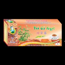 Trà cỏ ngọt cho người tiểu đường-hộp 50 túi lọc x 2g- Nguyên Thái Trang – thảo dược thiên nhiên
