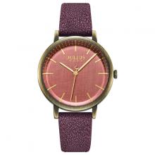 Đồng hồ nữ hàn quốc chính hãng ja-1250 ( màu tím )