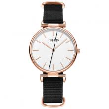 Đồng hồ nữ hàn quốc chính hãng ja-1245 ( đen )